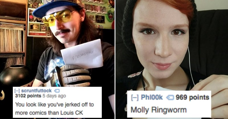 Brutal Roasts That Left People Scorched