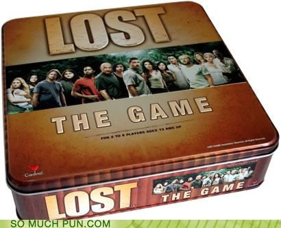 lost lost the game television show the game trick trickery