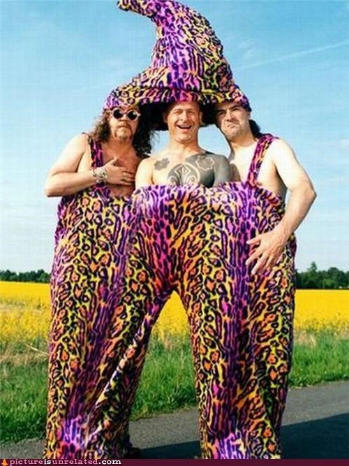 hippies in your pants oversized paint pants wtf - 4005778688