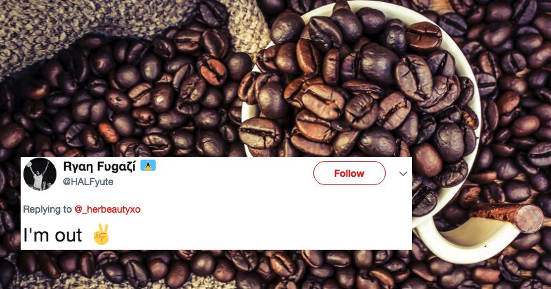 People on Twitter are hilariously confused by this coffee riddle.