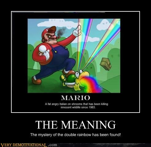 wtf video games mario funny - 4007592448
