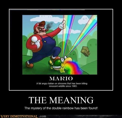 wtf video games mario funny - 4007592448