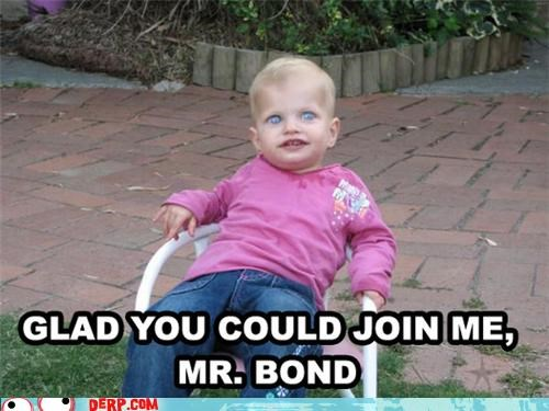 baby glad you could join me goldfinger james bond Movies and Telederp - 4008577536