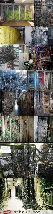 cable maintenance,eww,FAIL,it,wtf