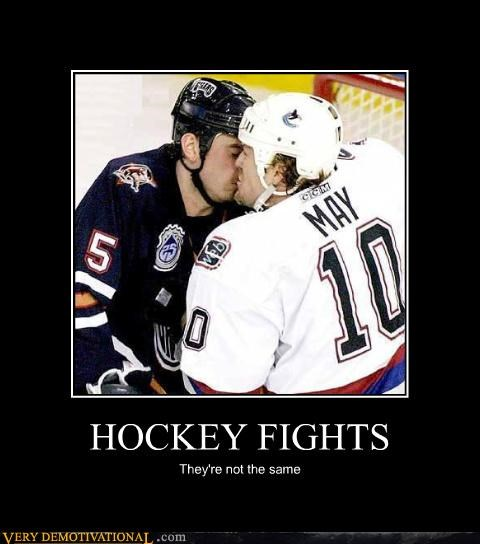 hockey,kissing,funny