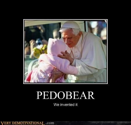 PEDOBEAR We invented it