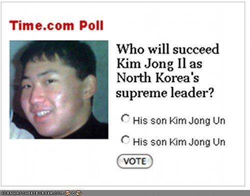 FAIL funny news North Korea poll time - 4011969280