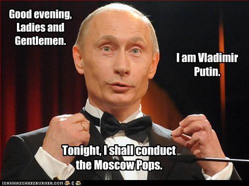 funny lolz Vladimir Putin vladurday - 4012193536