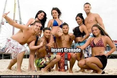 Insert Grenade || || V
