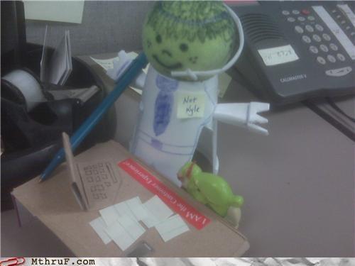 intern miniature productivity tennis ball - 4014770176