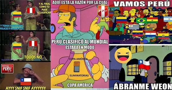 clasificacion peruana mundial
