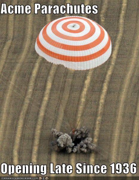 acme cartoons explosion military parachutes Target - 4015081472