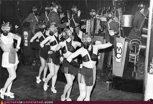 awesome dance Party steam punk vintage wtf - 4015287552