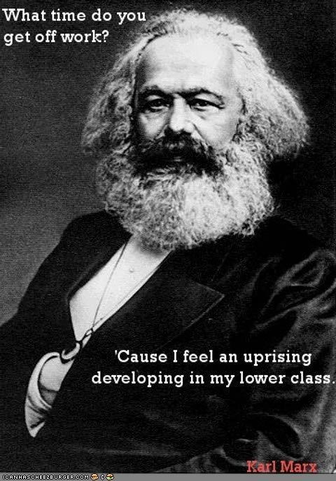 funny Marx Photo photograph portrait - 4015481600