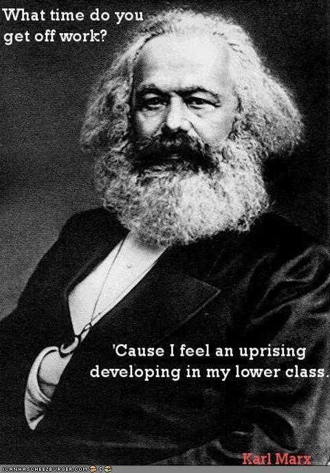 funny Marx Photo photograph portrait - 4015481600