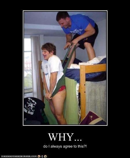 consent derp mistakes ouch underwear wedgie - 4015661056