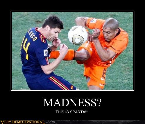 MADNESS? THIS IS SPARTA!!!!