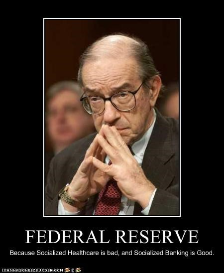 Alan Greenspan demotivational economy funny lolz - 4017709056