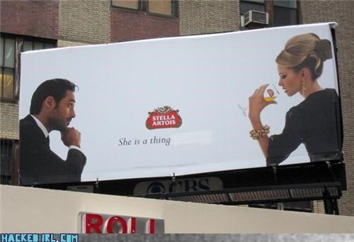 beer billboard stella - 4018220544