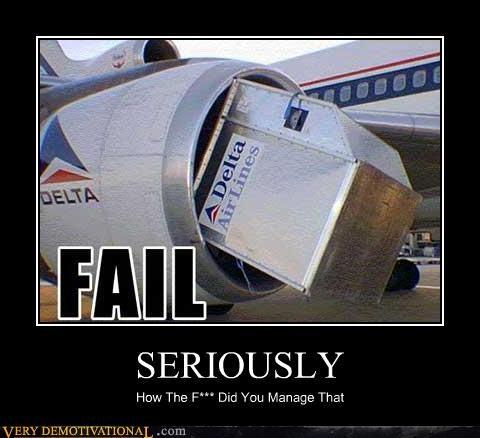 delta FAIL idiots planes seriously wtf - 4018787840