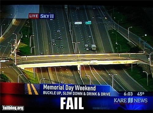 Advice FAIL Drink and drive