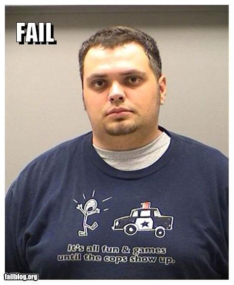Mugshot Fail Fail Blog Funny Fails