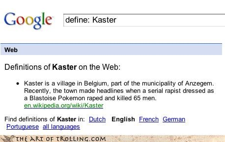 blastoise define google kaster Pokémon - 4019190016