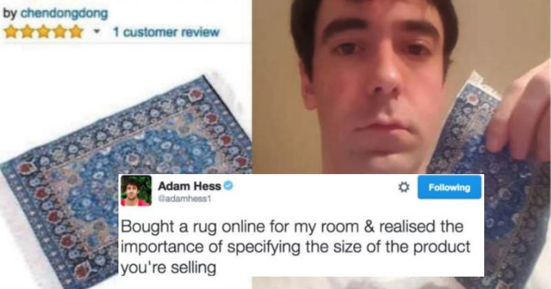Funny times that people went to shop online and ended up surprised with unexpected outcomes.