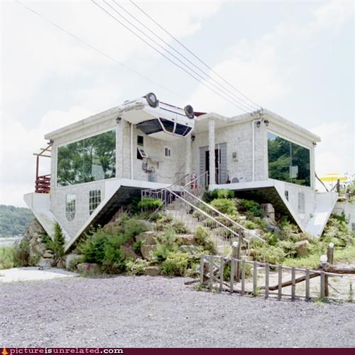 house in a world gone made living areas upside down wtf - 4020749824