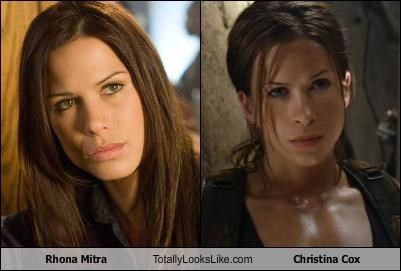 actress christina cox rhona mitra - 4021176576