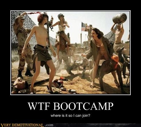 WTF BOOTCAMP where is it so I can join?