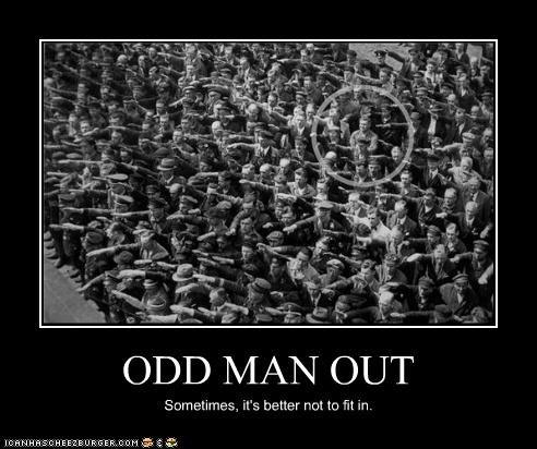 demotivational funny nazi Photo photograph - 4022881536
