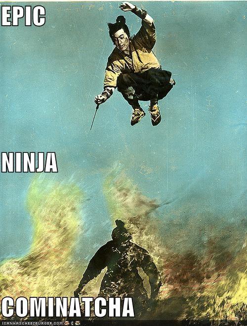 funny,ninja