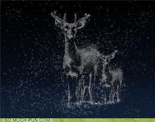 bucks caffeine coffee constellation deer kick-start Starbucks stars - 4023663360