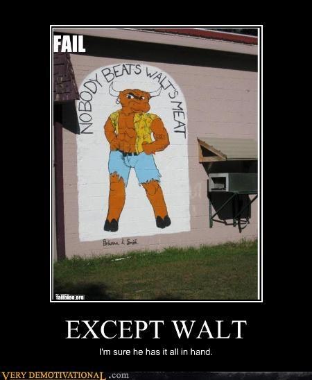 bulls hilarious masturbation meat paintings puns - 4023880960
