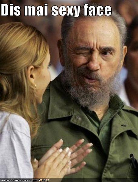 Fidel Castro political pictures
