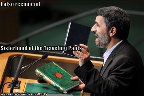 Mahmoud Ahmadinejad political pictures - 4027022336
