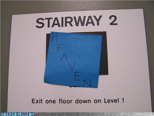 stairs stairway to heaven - 4028202752