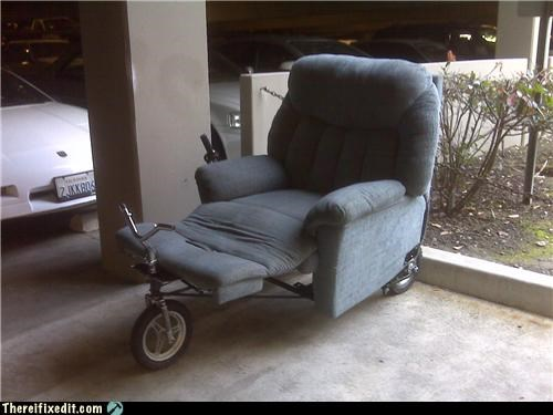 bike dual use recliner trike win - 4028686336