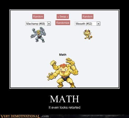 jk just-kidding-relax learning Machamp math Meowth Pokémon school science - 4029620480