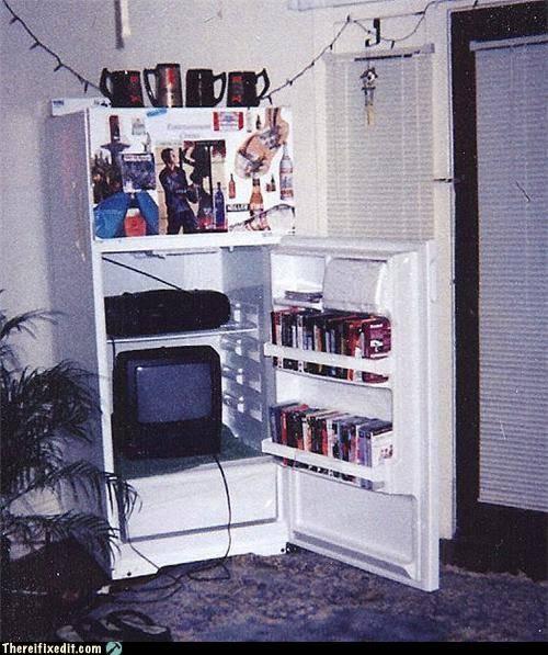 dual use fridge storage vintage - 4031517184