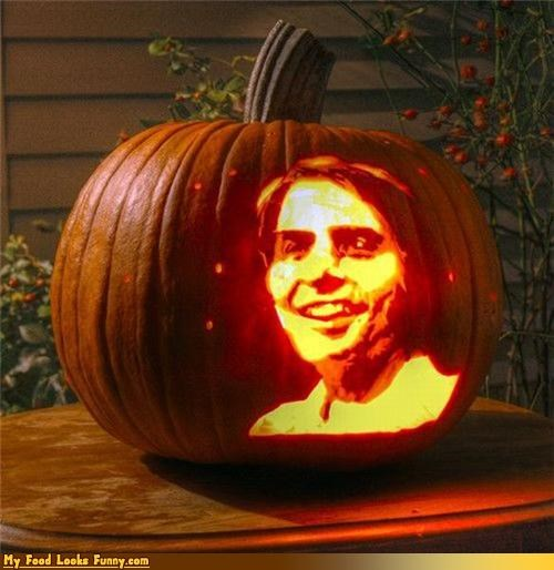 carl sagan fruits-veggies halloween jack o lanterns pumpkins the universe uncle carl - 4031522304