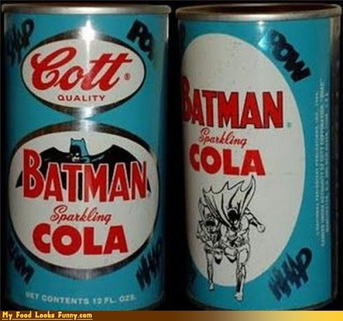 batman,cola,drink,old,snacks,soda,Sweet Treats,vintage