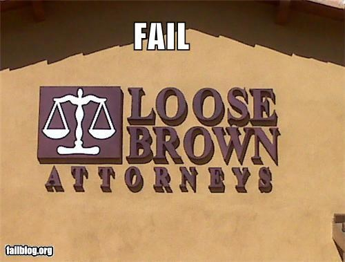 business name failboat g rated law offices name poop - 4032102144