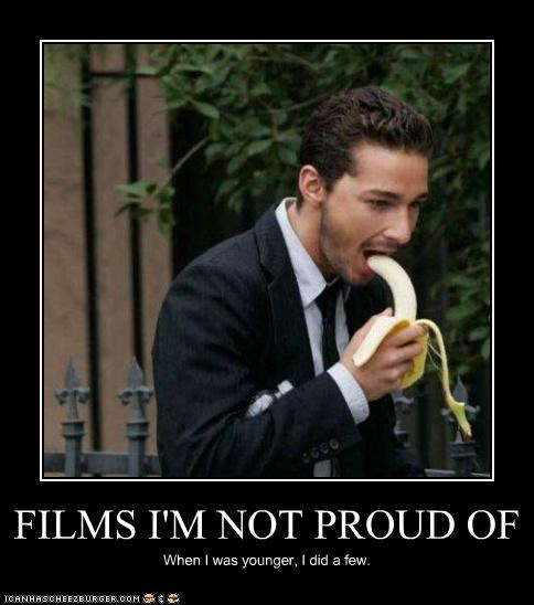 actor,bananas,dirty,lolz,pr0n,shia labeouf