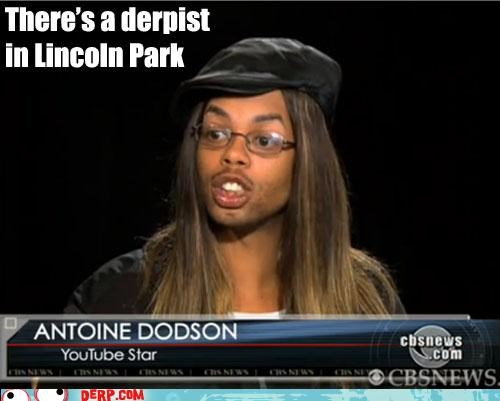 antoine Celebriderp derpist hide your derps lincoln park star youtube - 4034660608