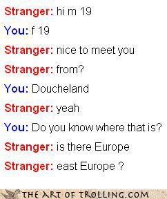 Doucheland