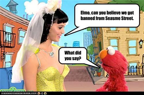 celeb funny katy perry Music Sesame Street - 4034859008