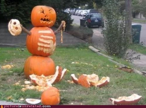 decapitation,destruction,Mortal Kombat,pumpkins,scorpion,violence,wtf