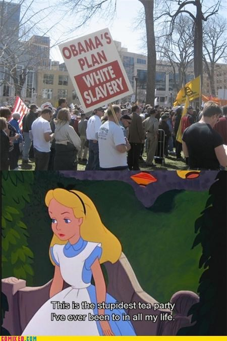 alice in wonderland,america,jk,politics,tea party